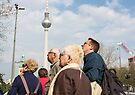 Tourist's in Berlin by James Taylor