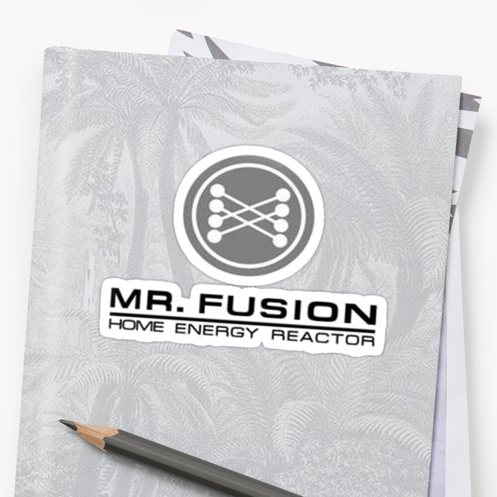 BTTF MR.FUSION by Dgzpokey