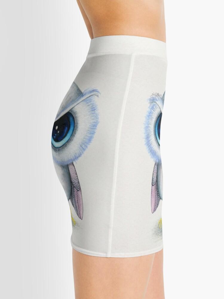 Alternate view of Grumpy Bird Mini Skirt