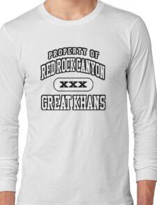 Great Khans Athletic Long Sleeve T-Shirt