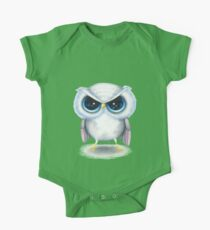 Grumpy Bird One Piece - Short Sleeve