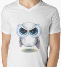 Grumpy Bird Men's V-Neck T-Shirt