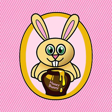 Funny Honey Bunny by RonMarton