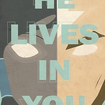 He Lives in You by espanameg