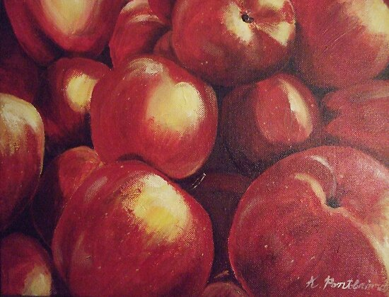 Red Apples by krpnt