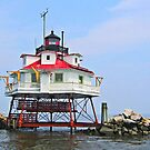 Thomas Point Shoal Lighthouse by Jack Ryan