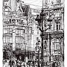 Paris 1 by Tatiana Ivchenkova