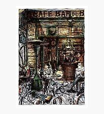 Paris 2 in colour Photographic Print