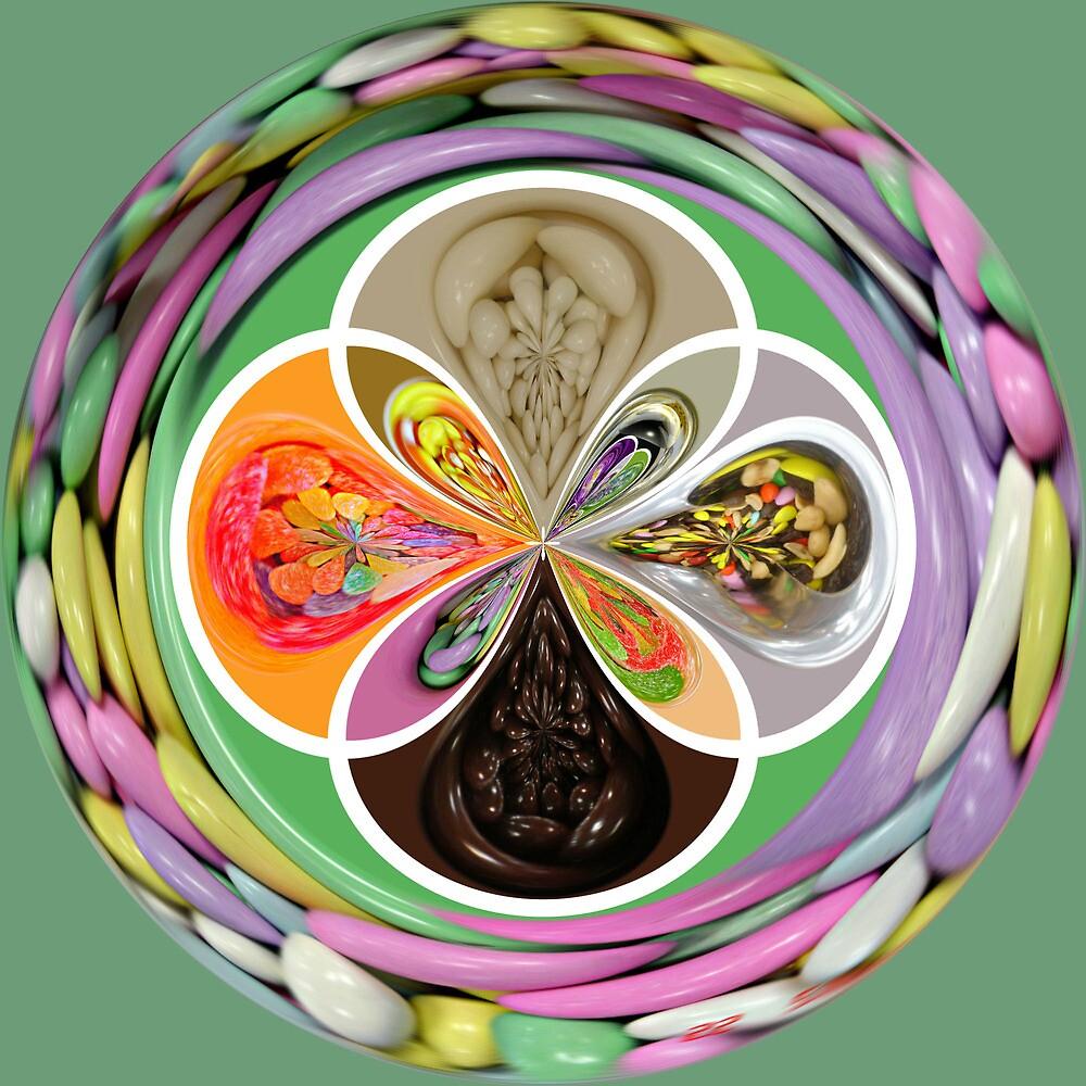 """ I Love Candy"" by Gail Jones"
