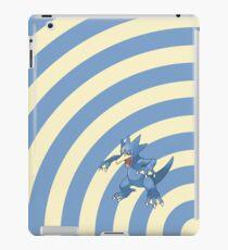 Pokemon - Golduck Circles iPad Case iPad Case/Skin