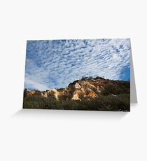 Pinnacles of Fraser Island Greeting Card