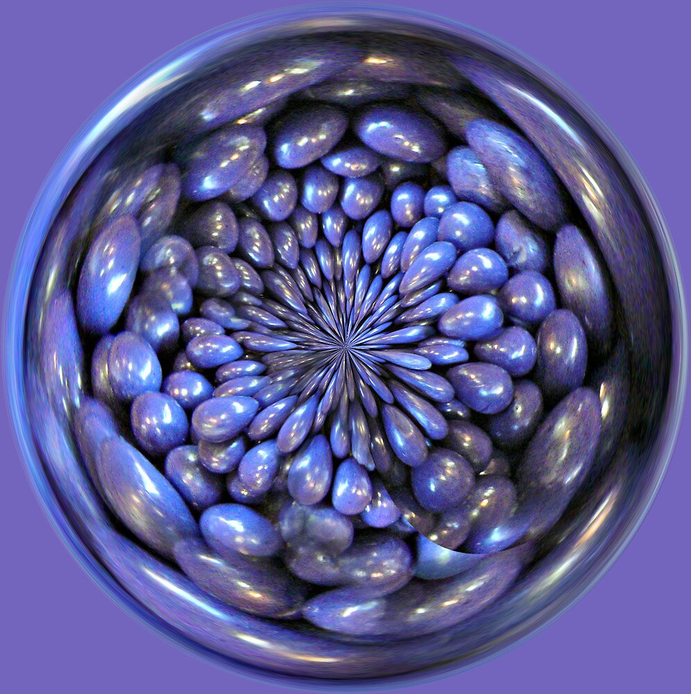 """""""Sweet Purple"""" by Gail Jones"""