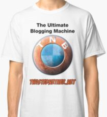 TNB Ultimate Blogging Machine Classic T-Shirt
