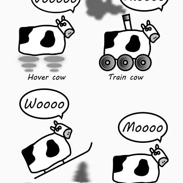 Cows by mindhummus