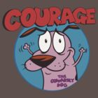 Courage Icon by Jordan King