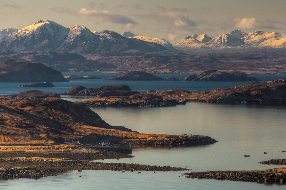 Summer Isles (3) by Karl Williams