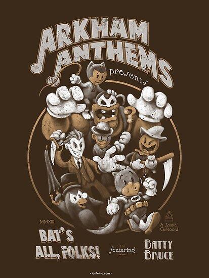 Bat's All, Folks! by ianleino