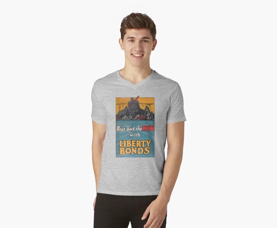 Liberty Bonds Propaganda by GhostGravity