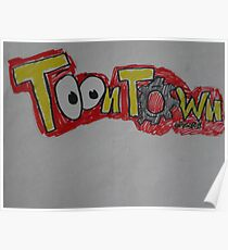 Toontown Poster