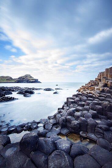 Giant's Causeway by Alessio Michelini
