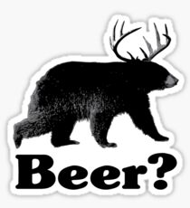 Beer? Sticker
