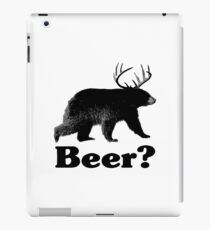 Beer? iPad Case/Skin