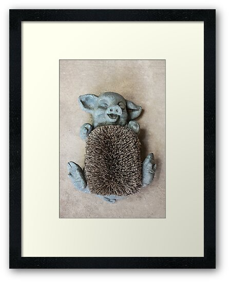 Piggy Brush! by Heather Friedman