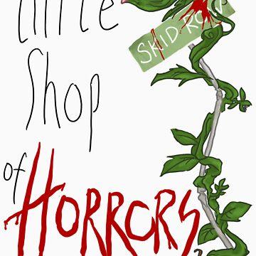 Little Shop of Horrors by malfunkt10n