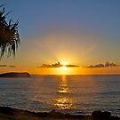 Fingal Sunrise by sarcalder