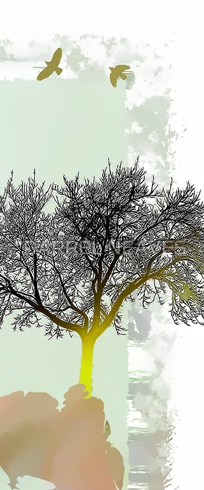 the tree ( section 1 ) by DARREL NEAVES