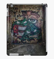 Nightmare Graffiti iPad Case/Skin