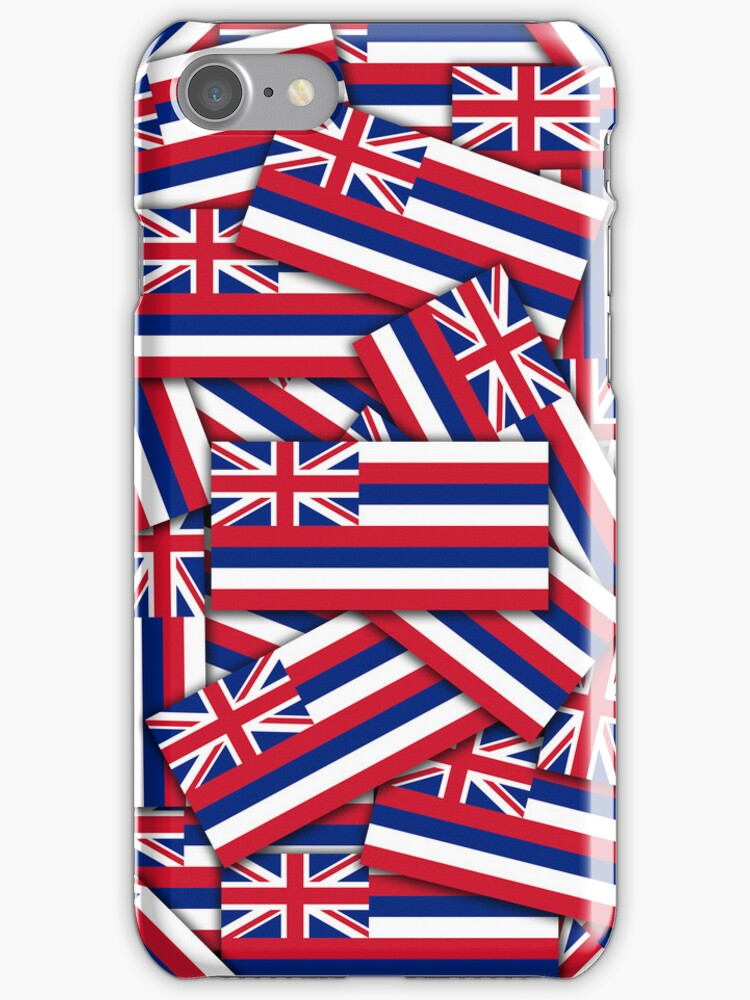 Smartphone Case - State Flag of Hawaii  - Multiple by Mark Podger