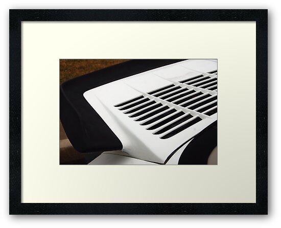Rear Deck by John Schneider