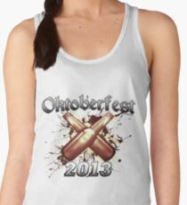 Oktoberfest Beer Bottles 2013 Women's Tank Top