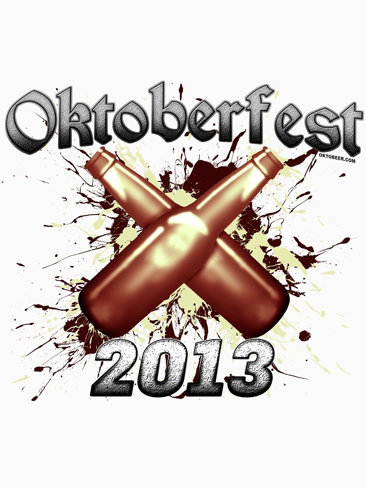 Oktoberfest Beer Bottles 2013 by Oktobeer