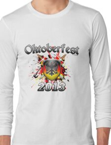 Oktoberfest Coat Of Arms 2013 T-Shirt