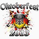 Oktoberfest Coat Of Arms 2013 by Oktobeer