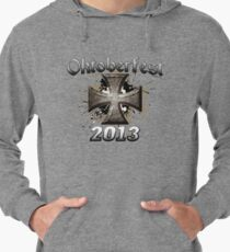 Oktoberfest Iron Cross 2013 Lightweight Hoodie