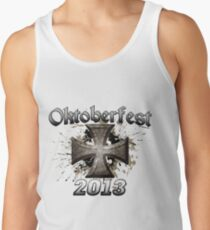 Oktoberfest Iron Cross 2013 Tank Top
