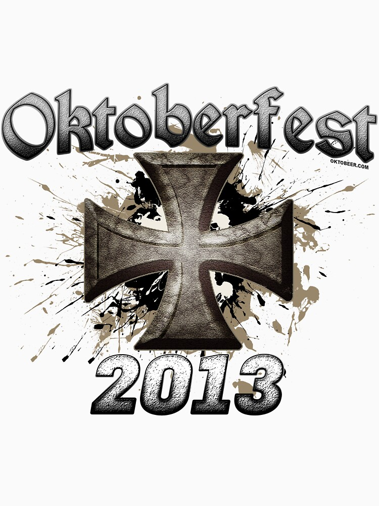 Oktoberfest Iron Cross 2013 by Oktobeer