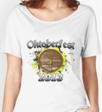 Oktoberfest Keg 2013 Women's Relaxed Fit T-Shirt