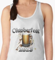 Oktoberfest Beer Mug 2013 Women's Tank Top