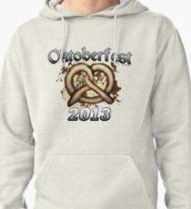 Oktoberfest Pretzel 2013 Pullover Hoodie