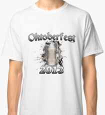 Oktoberfest Beer Stein 2013 Classic T-Shirt