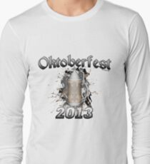 Oktoberfest Beer Stein 2013 Long Sleeve T-Shirt