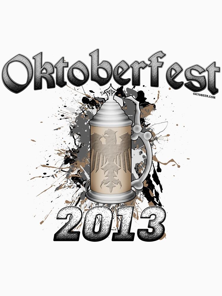 Oktoberfest Beer Stein 2013 by Oktobeer