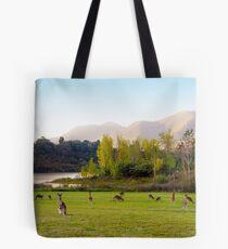 kangaroo's Tote Bag
