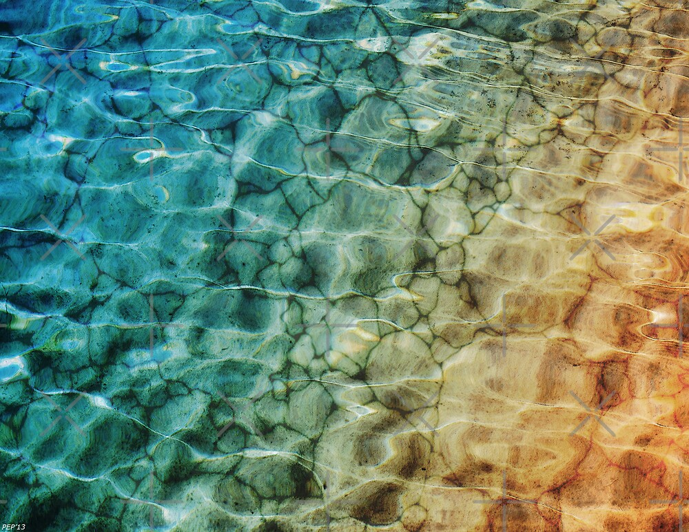 Stones In The Sea by Phil Perkins