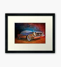 Good For Nothing Framed Print