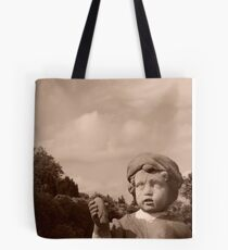 Dont Blink!! Tote Bag